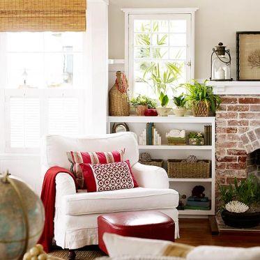 Casual Living Room Design